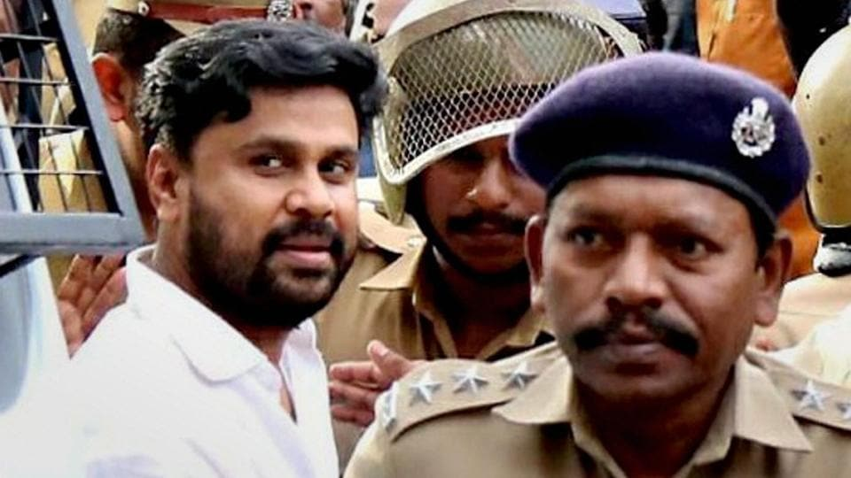 Malyalam actor Dileep is out on bail in a kidnapping case.