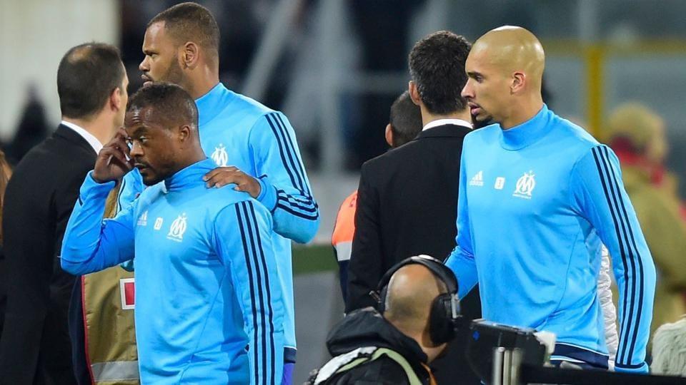 Patrice Evra,Marseille,UEFA