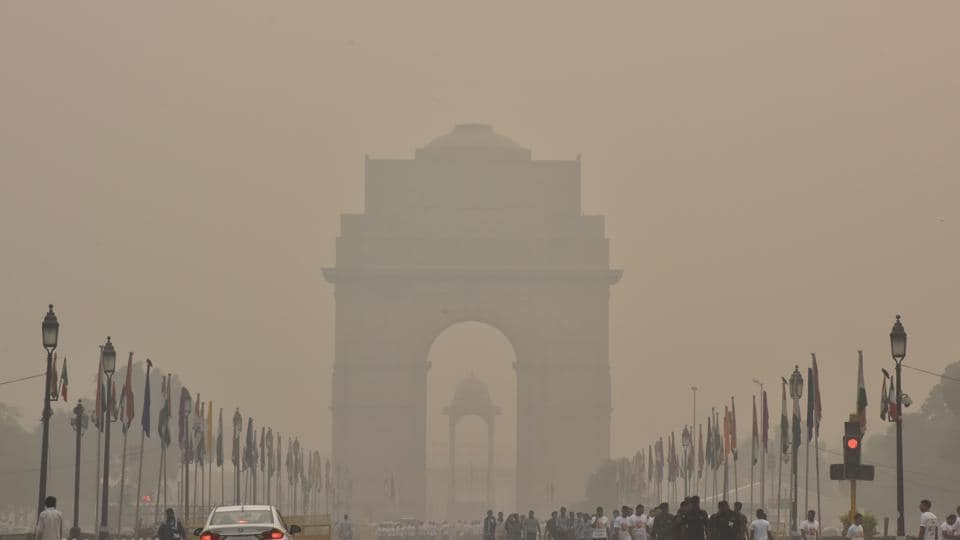Data available with the IMD says that on an average Delhi gets around 50 days of fog every year