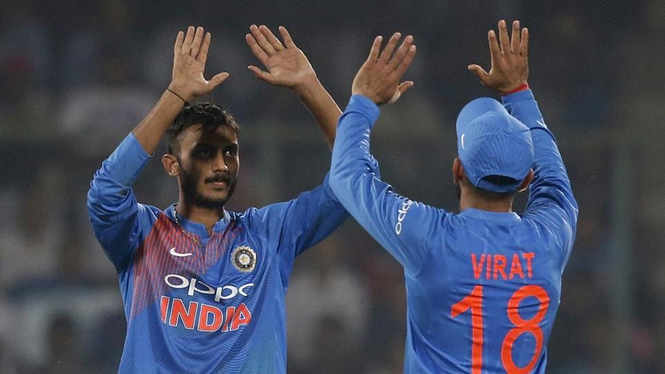 Axar Patel has performed well for India in the series against New Zealand and Australia.