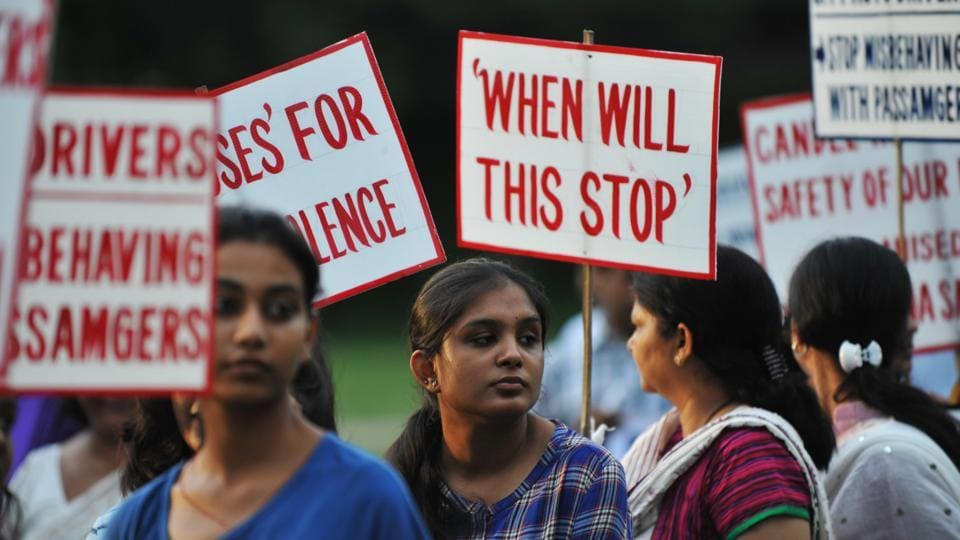 Women's rights activists are worried over the prevalence of sexual violence against women in Madhya Pradesh.