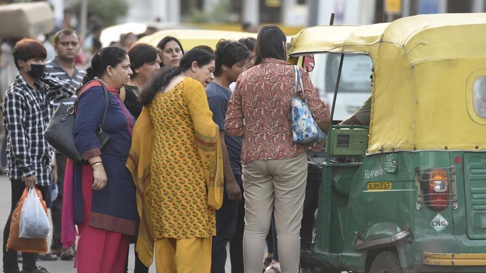 Delhi Police,QR code,Safe auto rides in Delhi