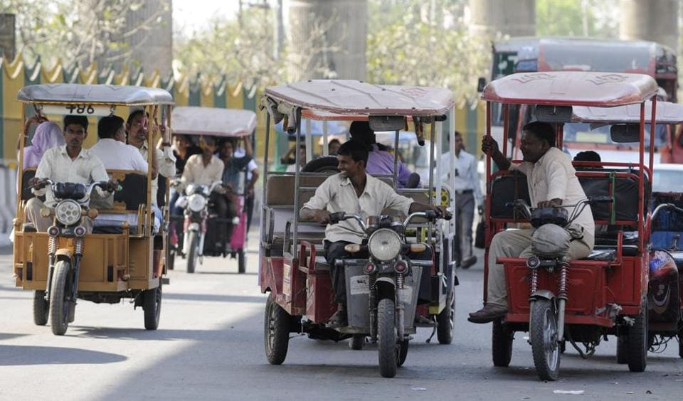 Rickshaws are not why the roads in so many of our cities are clogged. The roads are clogged because Indian cities, by and large, do not have reliable public transport systems and there are too many cars on the roads