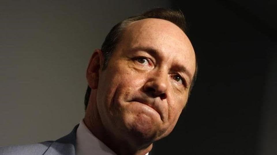 Kevin Spacey,House of Cards,sexual assault
