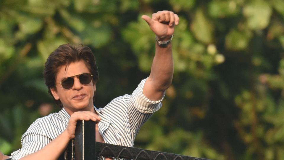 Shah Rukh Khan,Shah Rukh Khan birthday,Mannat