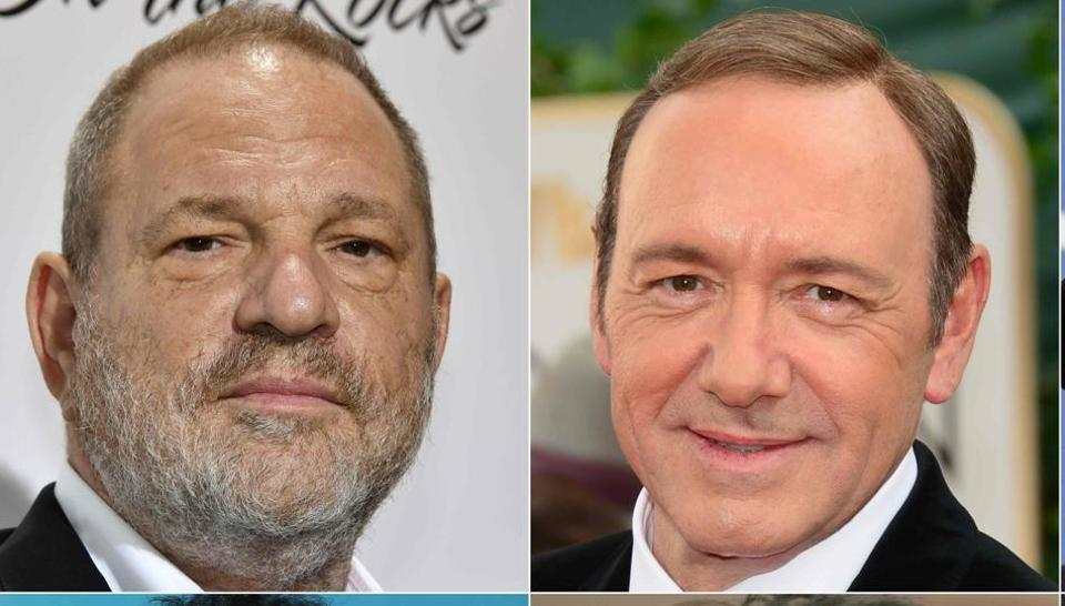 Kevin Spacey,Harvey Weinstein,House of Cards