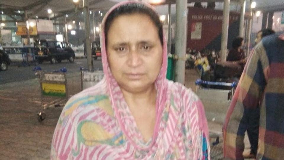 Saudi Arabia,Gurbaksh Kaur,Punjabi woman Gurbaksh Kaur