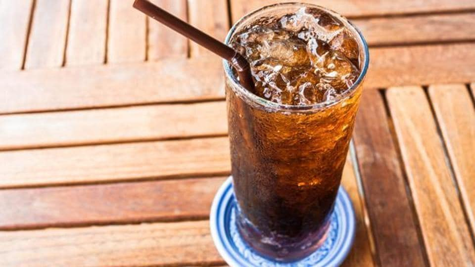 Two servings of sugar-sweetened beverages a week may increase risk of developing type 2 diabetes while just one is enough to raise blood pressure.