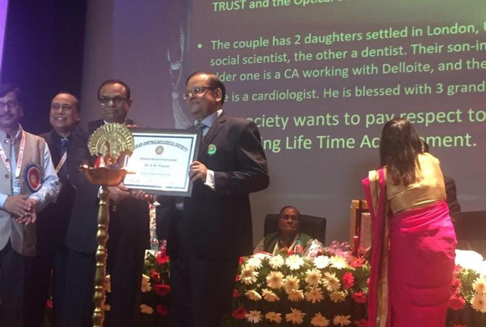 Bihar opthalmological society,55th annual meet,Myopis and smart phones