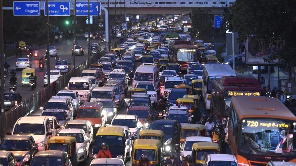 Delhi news,ITO,Delhi traffic