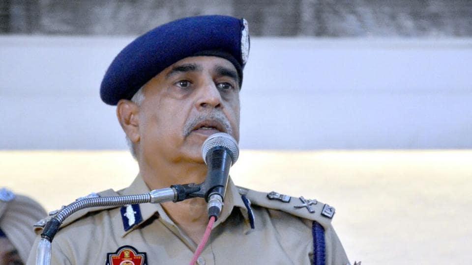 PCOCA,Punjab DGP,Punjab Control of Organised Crime Act