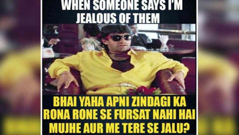 A Calmer You,Sonal Kalra,Jealous people