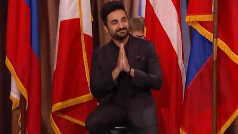 Vir Das appeared on Conan O'Brien's show again to explain world news.