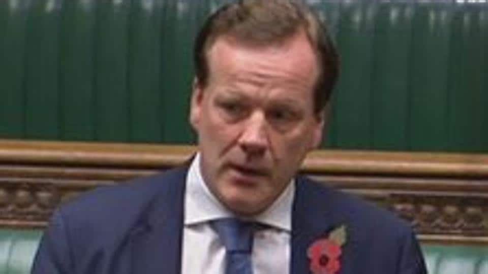 Charlie Elphicke said he was not aware of what the alleged claims were and denied any wrongdoing.