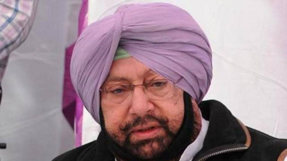 Chief minister Amarinder Singh also ordered appointment of constables and sub- inspectors in the intelligence wing.