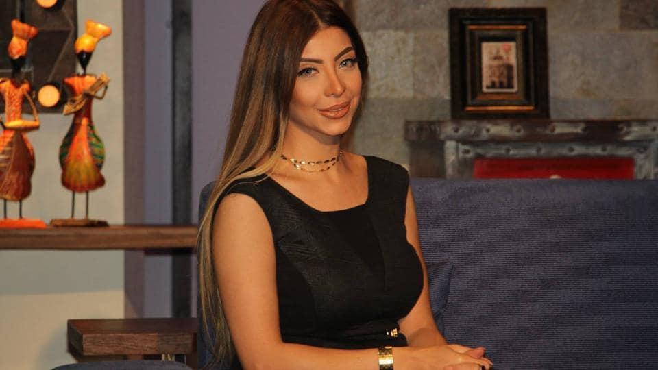 Doaa Salah is a presenter at the An-Nahar network.