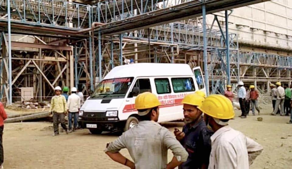 NTPC,Unchahar power plant,Explosion