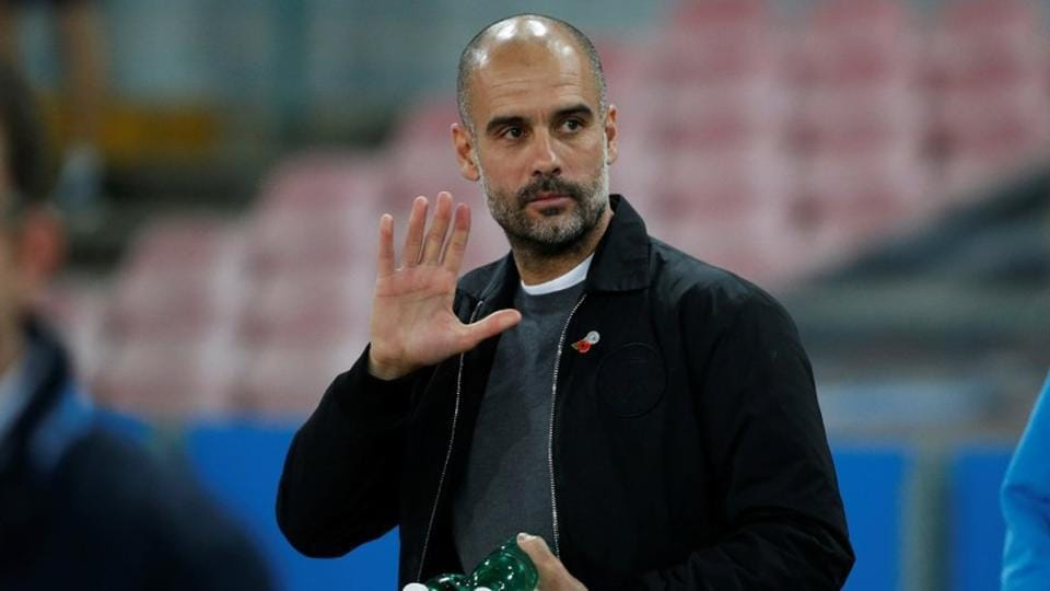 Manchester City manager Pep Guardiola will be wary of Arsenal beating them again.