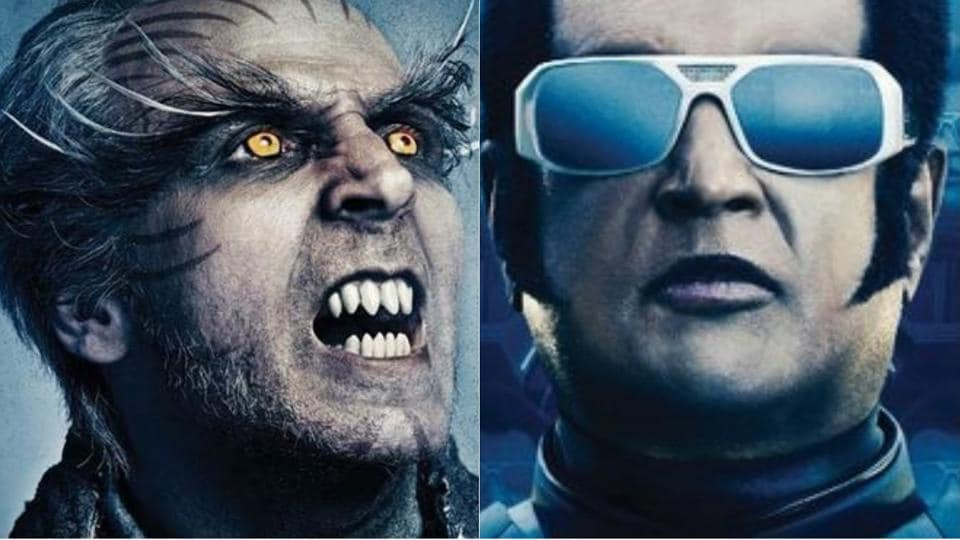 Contrary to reports that emerged last week, Rajinikanth-Akshay Kumar's 2.0 has not been pushed to accommodate Akshay's Padman. It will release on January 25.