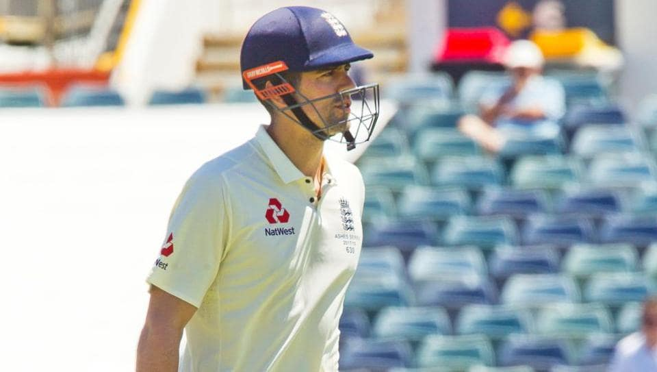 Alastair Cook,England cricket team,Western Australia XI