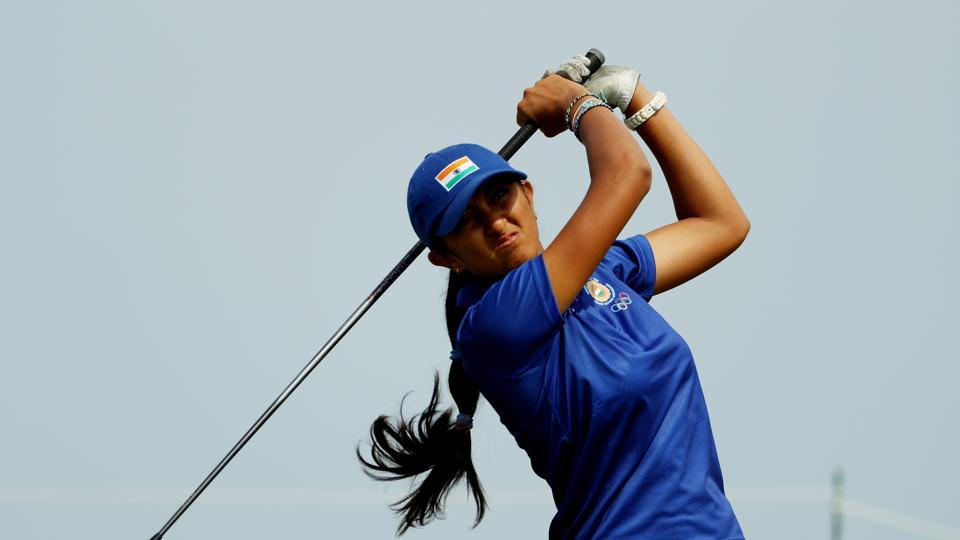 Aditi Ashok,Ladies European Tour,Fatima Bin Mubarak Ladies Open
