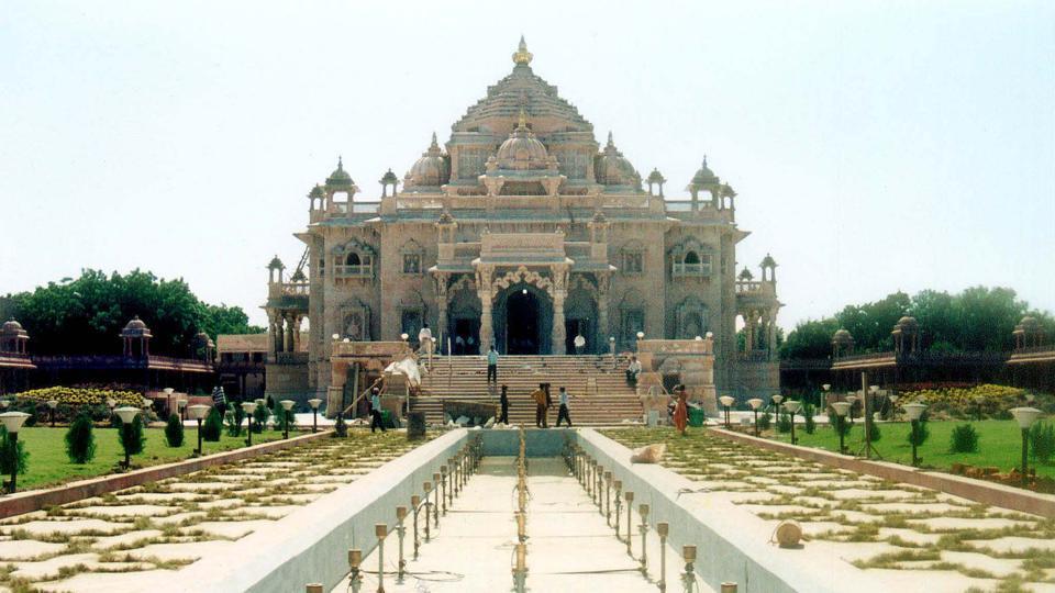 Akshardham temple,2002 Akshardham attack,Akshardham terror attack
