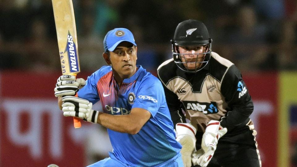 MS Dhoni scored 49 in India's 40-run defeat against New Zealand in the 2nd T20I in Rajkot on Saturday.