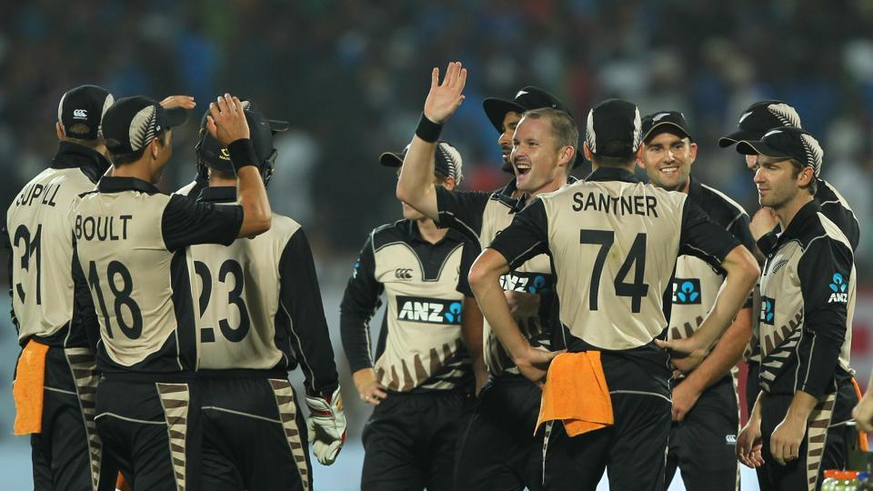 Colin Munro slammed a century and Trent Boult took 4/34 as New Zealand defeated India by 40 runs in the Rajkot Twenty20 International to level the three-match series 1-1. (BCCI)