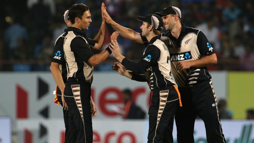 Trent Boult picked up 4/34 while Colin Munro slammed a century as New Zealand defeated India by 40 runs to level the series 1-1. Catch highlights of India vs New Zealand, second Twenty20 International here.