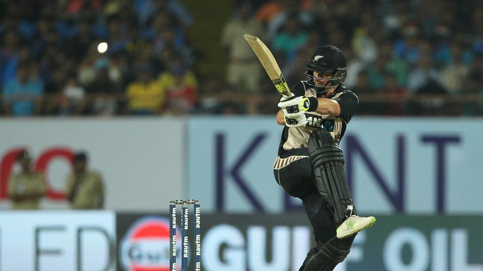 Colin Munro looked in great touch and he was given great support by Martin Guptill.  (BCCI)