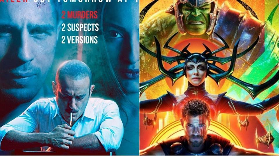 Marvel's Thor Ragnarok emerged victorious on Friday at the Indian box office with opening collection of Rs 9.91 crore while Ittefaq only earned Rs 4 crore.