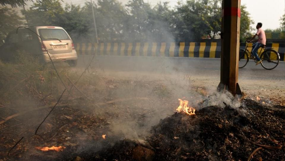 Noida,pollution,NGT