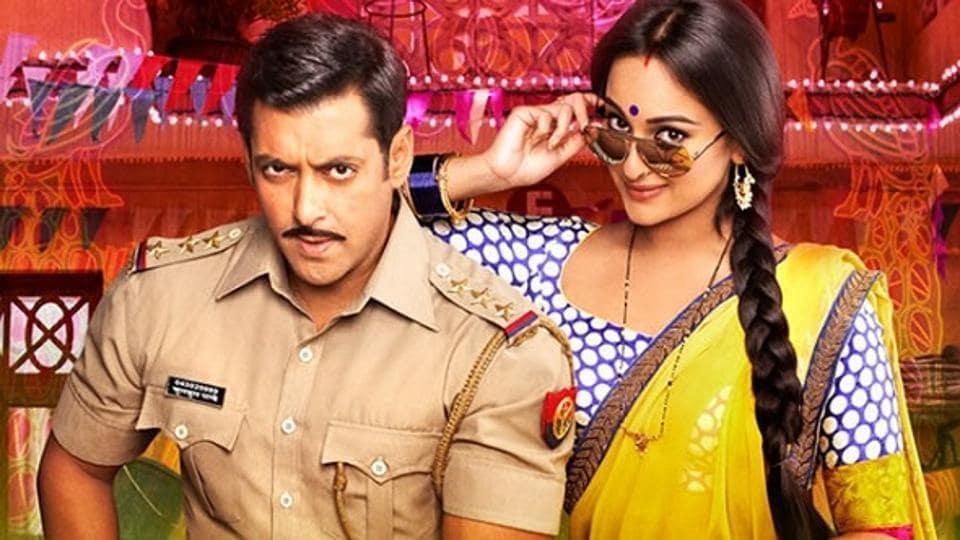Sonakshi Sinha entered B-town with Salman Khan's Dabangg.
