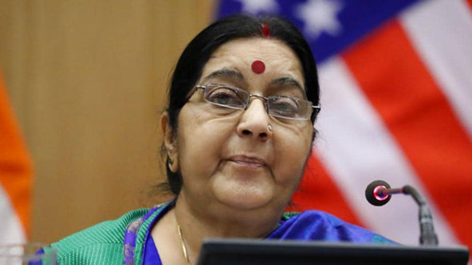 Sushma Swaraj,Indian Embassy,Kenya
