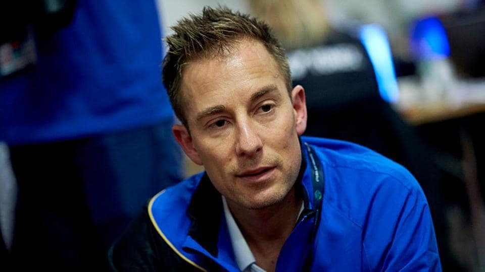 Badminton great Peter Gade interacted with the media in Mumbai on Saturday.