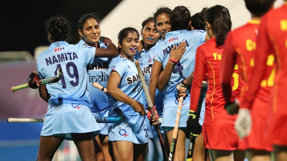 India defeated China 5-4 in thriller to win the 2017 Women's Asia Cup hockey title.