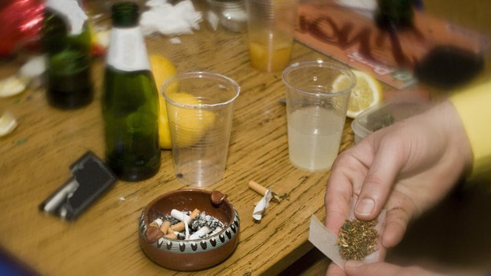 Avoid drinking booze and using marijuana regularly.