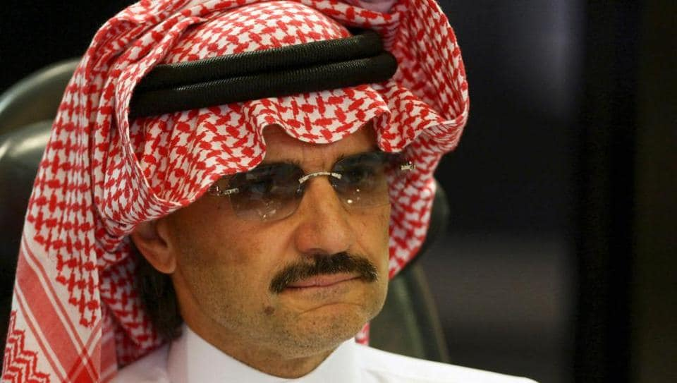 Saudi billionaire Prince Alwaleed, former ministers detained