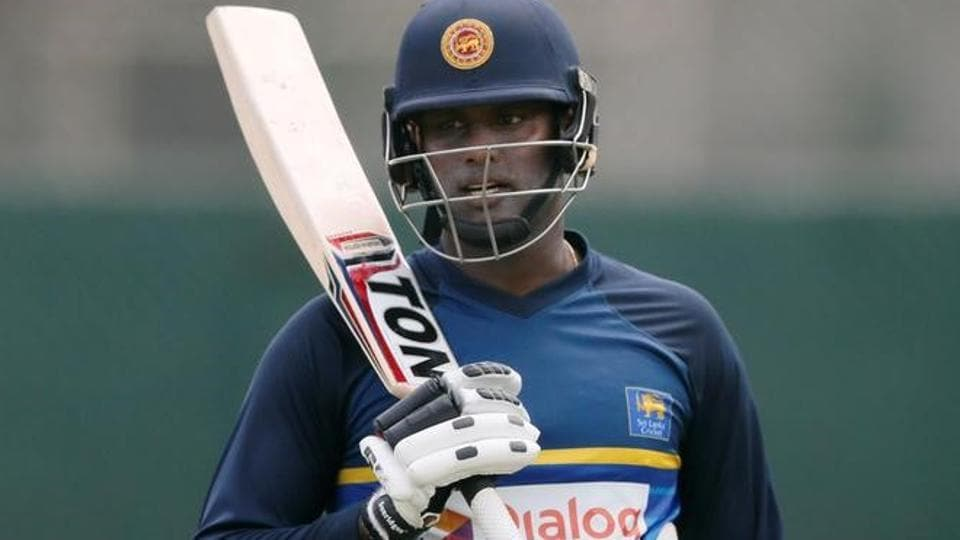 Sri Lanka skipper Angelo Mathews will be making a comeback for their Test series against India.