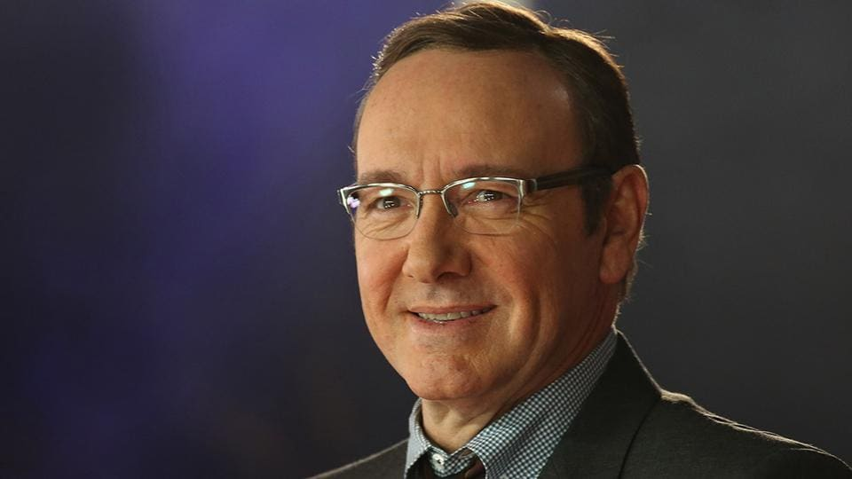 File photo of Kevin Spacey. The actor has been accused of over 10 men of sexual harassment.
