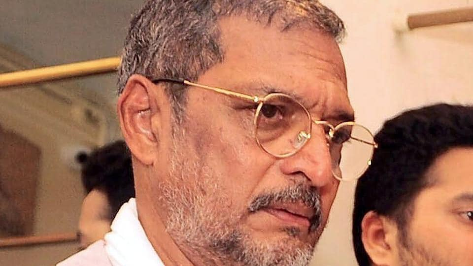 Nana Patekar had said street vendors were not at fault and that they were only working to satiate their hunger.