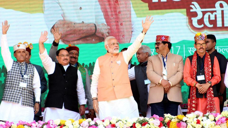 Himachal elections,Narendra Modi,BJP
