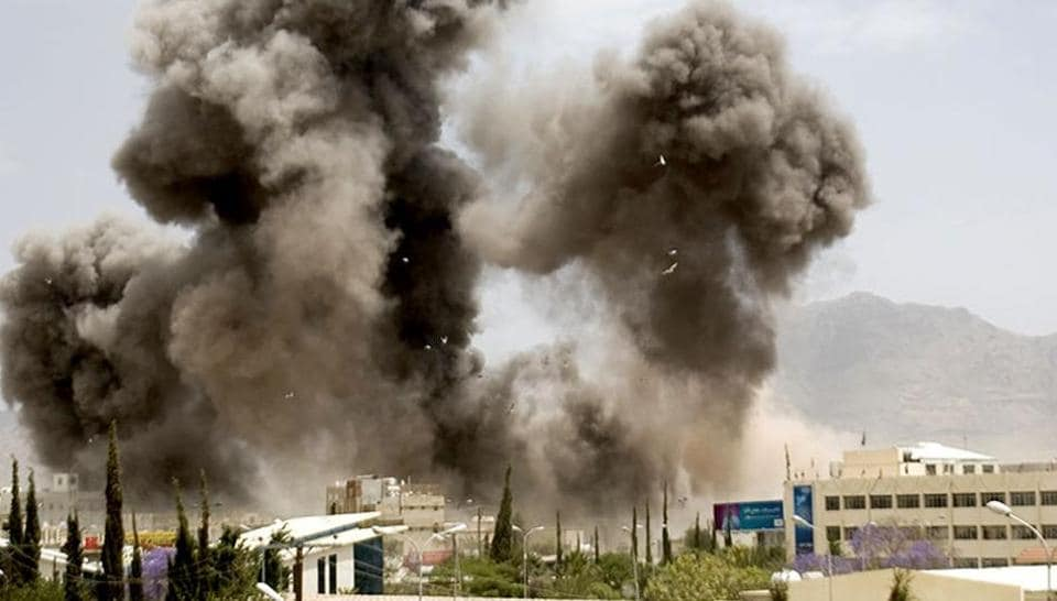 More than 8,600 people have been killed in Yemen since Saudi Arabia and its allies joined the war in 2015 to support government forces.