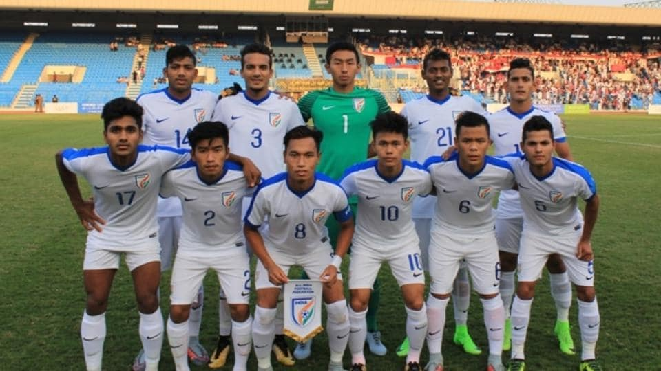 AFC U-19 Championship,AFC U-19 Championship qualification,Indian football
