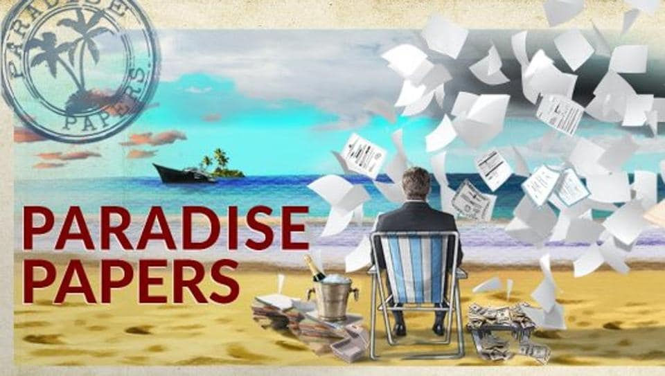 Paradise Papers: India ranks 19 out of the 180 countries represented in the data in terms of the number of names.