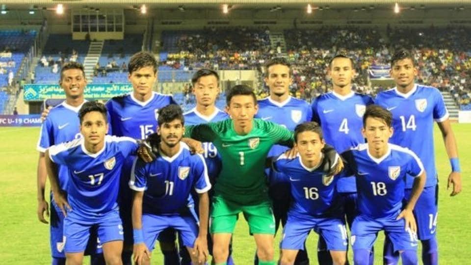 AFC U-19 Championships,FIFA U-17 Woprld Cup,Indian national football team