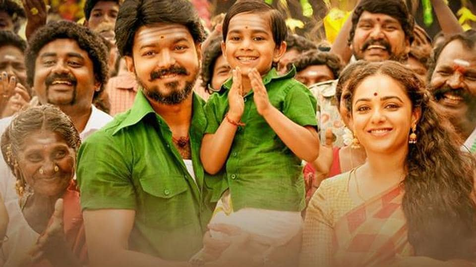 Vijay's Mersal collects Rs 20 crore at Kerala box office.