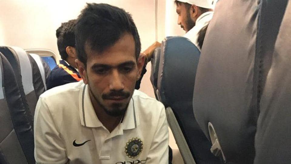 Yuzvendra Chahal and Ish Sodhi were engaged in a chess battle on the flight as the Indian cricket team and New Zealand cricket team travelled to Thiruvananthpuram for the deciding Twenty20 International.