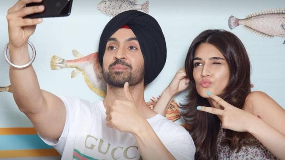 The release date of Arjun Patiala that will star Diljit Dosanjh and Kriti Sanon hasn't been declared yet.
