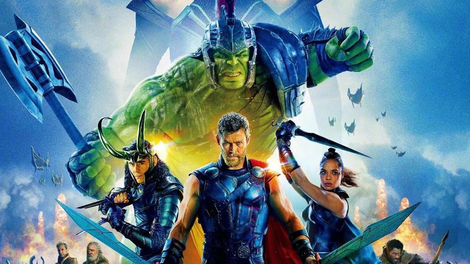 Thor: Ragnarok stars Chris Hemsworth, Mark Ruffalo, Cate Blanchett and others.